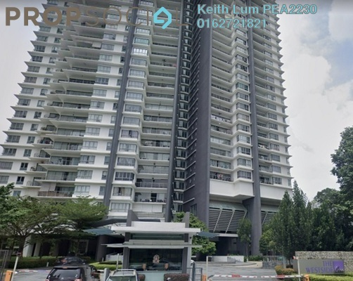 Condominium For Sale in The Westside One, Desa ParkCity Freehold Semi Furnished 2R/2B 1.2m