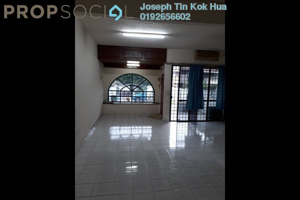 Terrace For Sale in Taman OUG, Old Klang Road Freehold Semi Furnished 4R/3B 765k