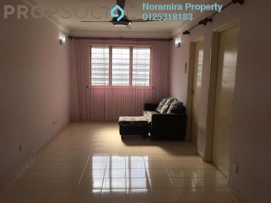 Apartment For Sale in Sri Penara, Bandar Sri Permaisuri Freehold Unfurnished 3R/2B 275k