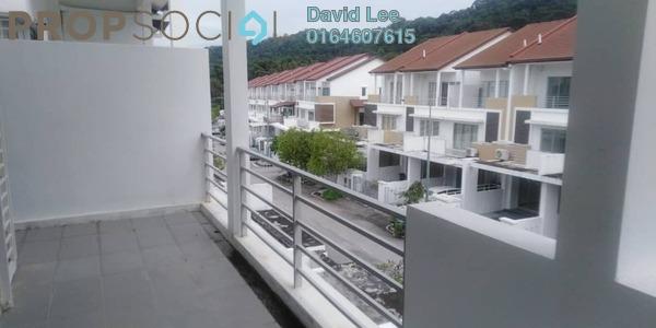 Terrace For Sale in Sunway Cassia, Batu Maung Freehold Unfurnished 5R/5B 850k