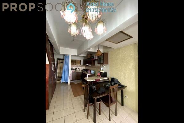 Apartment For Sale in Casmaria Apartment, Batu Caves Freehold Semi Furnished 3R/2B 260k