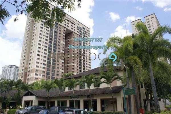 Condominium For Rent in Vista Kiara, Mont Kiara Freehold Fully Furnished 3R/2B 3k