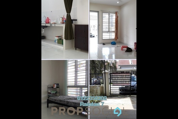 Terrace For Sale in Taman Warisan Bestari, Sepang Leasehold unfurnished 4R/2B 370k