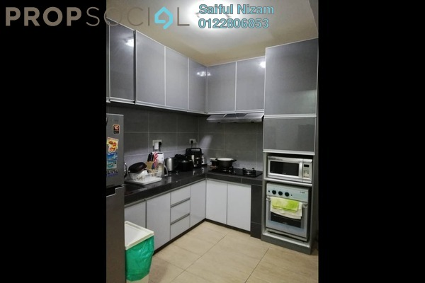 Apartment For Sale in Kampung Baru, KLCC Freehold Semi Furnished 3R/2B 350k