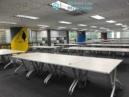 Office For Rent in Menara KL33, Kuala Lumpur Freehold Fully Furnished 0R/0B 60k