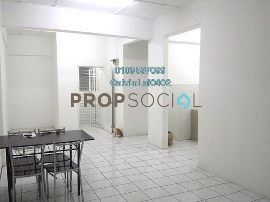 Apartment For Rent in Kasturi Tiara Apartment, Cheras South Freehold Unfurnished 3R/2B 850translationmissing:en.pricing.unit