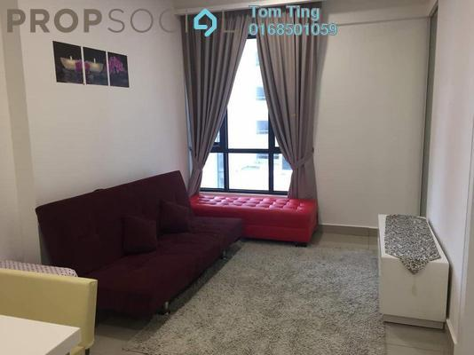 Condominium For Rent in Eclipse Residence @ Pan'gaea, Cyberjaya Freehold Fully Furnished 1R/1B 900translationmissing:en.pricing.unit