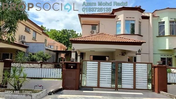 Semi-Detached For Sale in Taman Merdeka Jaya, Batu Berendam Leasehold Semi Furnished 4R/3B 410k