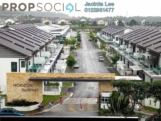 Superlink For Sale in Horizon Residence 2, Bukit Indah Freehold Semi Furnished 5R/4B 675k