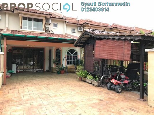 Terrace For Sale in Garden City Homes, Seremban 2 Freehold Unfurnished 4R/3B 500k