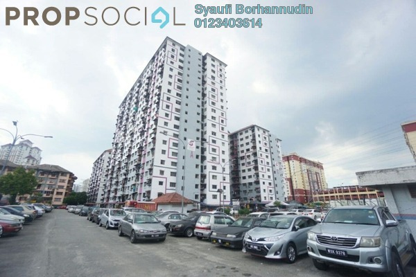 Apartment For Sale in Damai Apartment, Bandar Sunway Freehold Unfurnished 3R/1B 155k