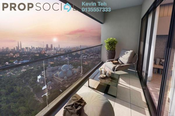 Condominium For Sale in Solaris Parq, Dutamas Freehold Semi Furnished 1R/1B 950k
