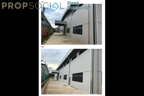 Factory For Sale in Indahpura Industrial Park, Bandar Indahpura Freehold Unfurnished 0R/0B 10.5m