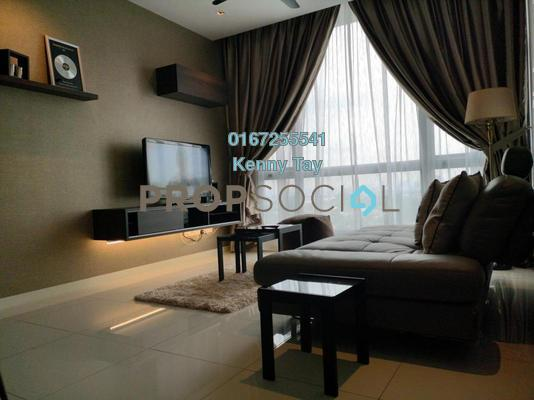 Condominium For Rent in Amanja, Kepong Freehold Semi Furnished 2R/2B 1.5k