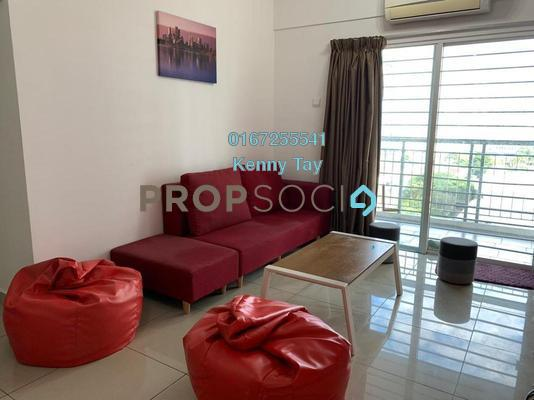 Condominium For Rent in First Residence, Kepong Freehold Fully Furnished 3R/2B 2k