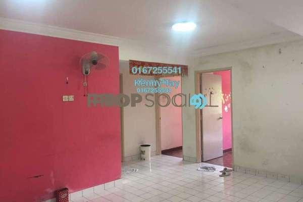Condominium For Sale in Desa Dua, Kepong Freehold Semi Furnished 3R/2B 280k