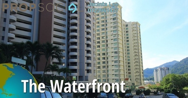 Condominium For Sale in The Waterfront, Tanjung Bungah Freehold Semi Furnished 5R/5B 1.13m