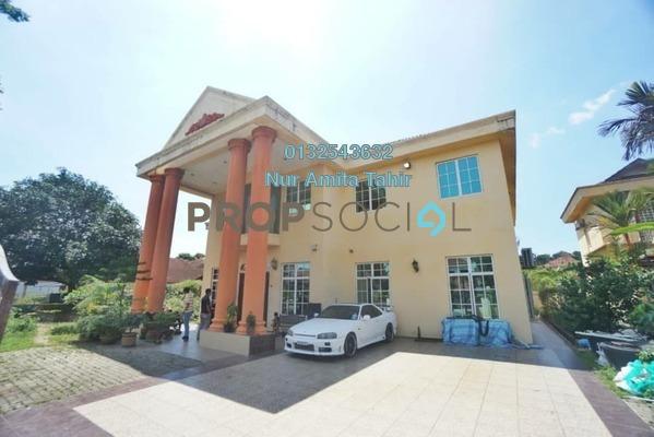 Bungalow For Sale in Kampung Melayu Subang, Subang Freehold Semi Furnished 7R/7B 2m