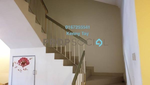 Terrace For Sale in Taman Sri Sinar, Segambut Freehold Semi Furnished 3R/2B 698k