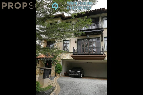 Semi-Detached For Sale in Glenmarie Residences, Glenmarie Freehold Semi Furnished 5R/6B 4.5m