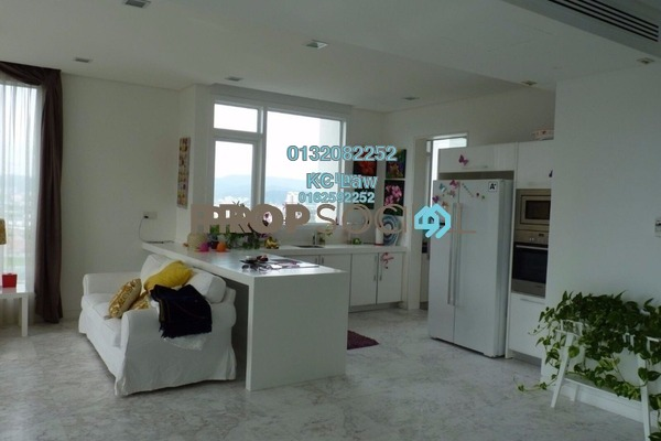 Duplex For Sale in Kiara 9, Mont Kiara Freehold Semi Furnished 3R/5B 2.3m