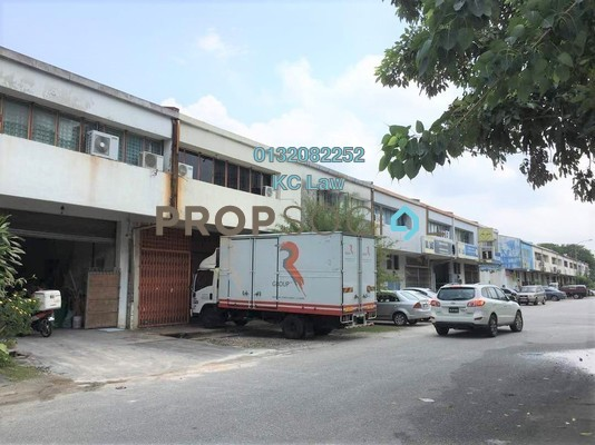 Factory For Sale in Taman Perindustrian Puchong, Puchong Freehold Unfurnished 0R/0B 1.35m