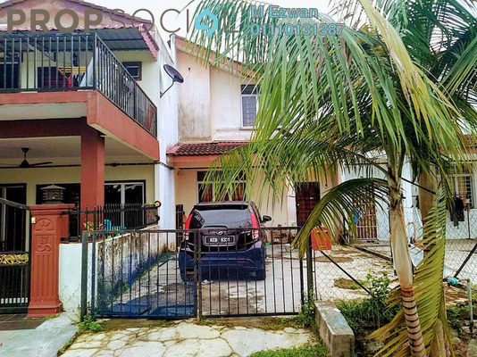 Terrace For Sale in Bukit Sentosa 1, Bukit Beruntung Freehold Unfurnished 4R/2B 265k