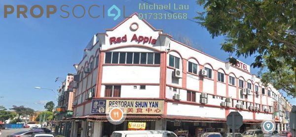 Shop For Rent in Danau Kota, Setapak Freehold Unfurnished 0R/0B 3.5k