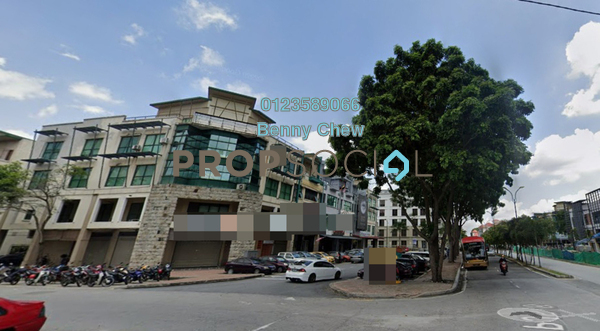 Shop For Rent in Dataran Mentari, Bandar Sunway Freehold Unfurnished 0R/0B 4k