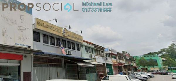 Factory For Rent in SD5, Bandar Sri Damansara Freehold Semi Furnished 0R/0B 3.1k