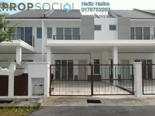 Terrace For Sale in Atria, Puncak Alam Freehold Semi Furnished 4R/3B 400k