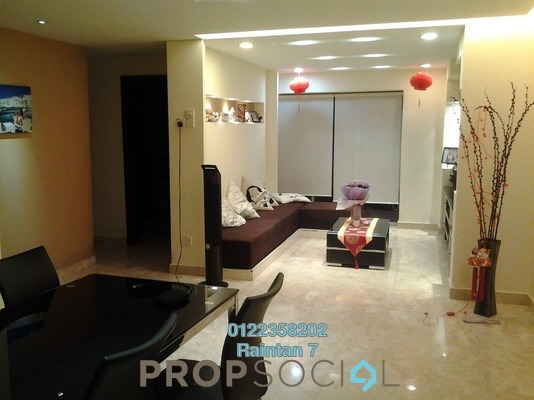 Condominium For Rent in Amadesa, Desa Petaling Freehold fully_furnished 3R/2B 1.5k