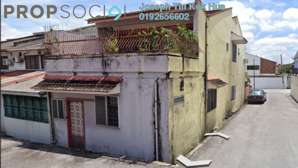Terrace For Sale in Taman OUG, Old Klang Road Freehold Semi Furnished 4R/3B 750k