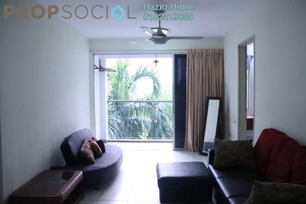 Condominium For Rent in Cyberia SmartHomes, Cyberjaya Freehold Fully Furnished 3R/1B 1k