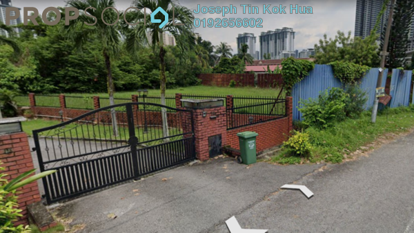 Land For Sale in Taman OUG, Old Klang Road Freehold Unfurnished 0R/0B 3.82m