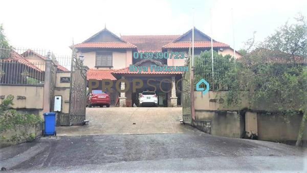 Terrace For Sale in Taman Desa Subang, Subang Freehold Fully Furnished 8R/7B 3.5m