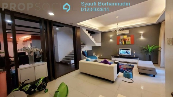 Terrace For Sale in Section 11, Kota Damansara Leasehold Semi Furnished 4R/3B 1.1m
