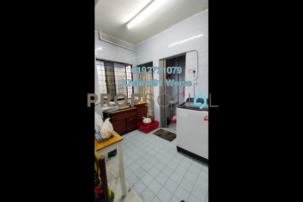 Apartment For Sale in Taman P Ramlee, Setapak Freehold Unfurnished 3R/2B 220k