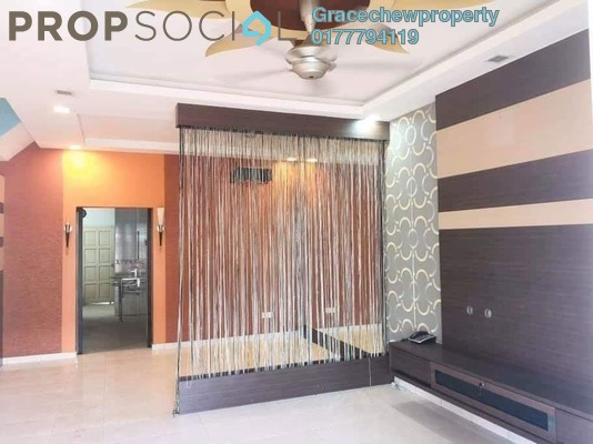 Terrace For Sale in JP Perdana, Johor Bahru Freehold Unfurnished 4R/4B 488k