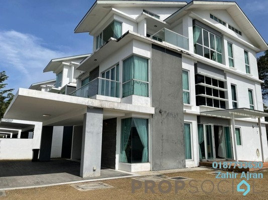 Bungalow For Sale in Damaisari, Bangsar Freehold Fully Furnished 8R/8B 4.2m