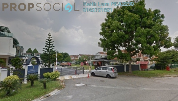 Bungalow For Sale in Section 1, Bandar Mahkota Cheras Freehold Fully Furnished 5R/4B 1.4m