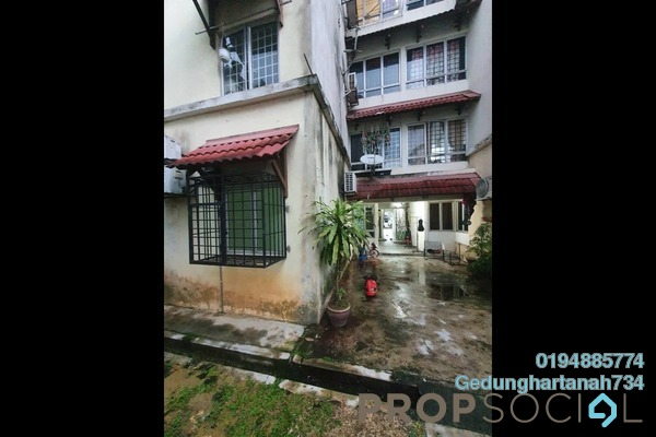 Apartment For Sale in Bayu Damansara @ PJU 10, Bandar Utama Freehold Unfurnished 3R/2B 271k