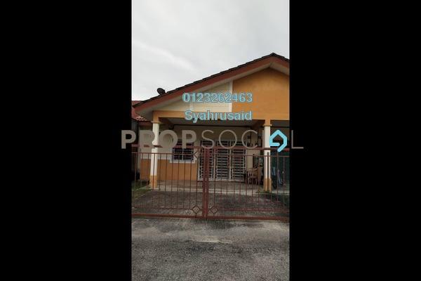 Terrace For Sale in Nusari Bayu, Bandar Sri Sendayan Freehold Unfurnished 3R/2B 270k