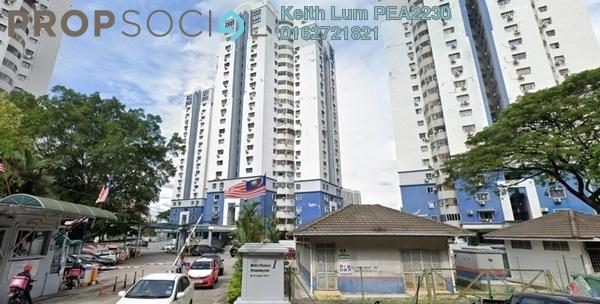 Condominium For Sale in Pandan Height, Pandan Perdana Freehold Fully Furnished 3R/2B 390k