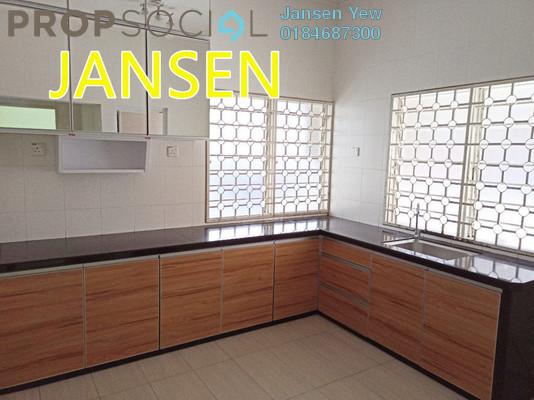 Semi-Detached For Sale in Taman Century, Batu Uban Freehold Unfurnished 5R/3B 1.7m