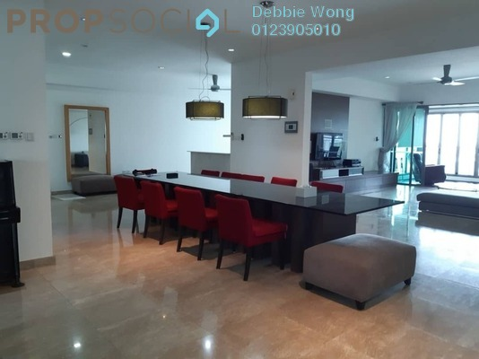 Condominium For Sale in 10 Mont Kiara, Mont Kiara Freehold fully_furnished 4R/4B 2.95m