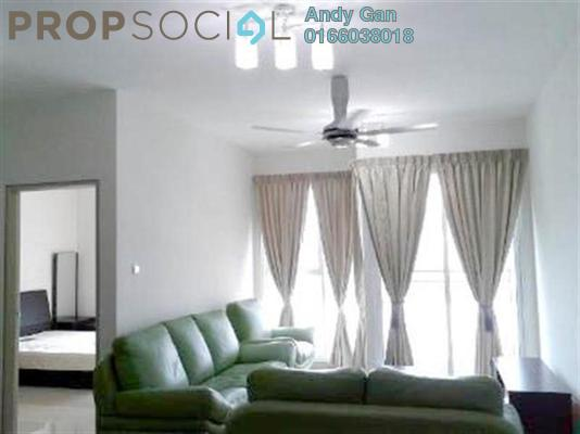 Serviced Residence For Rent in Pacific Place, Ara Damansara Freehold Fully Furnished 2R/2B 1.7k