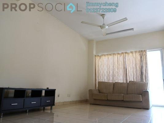 Terrace For Rent in BP2, Bandar Bukit Puchong Freehold semi_furnished 4R/3B 1.3k