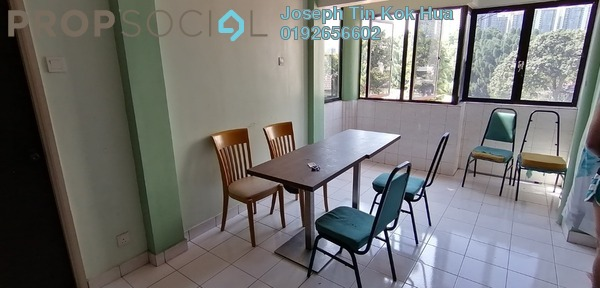 Townhouse For Rent in Villa OUG, Old Klang Road Freehold Unfurnished 3R/3B 1.3k