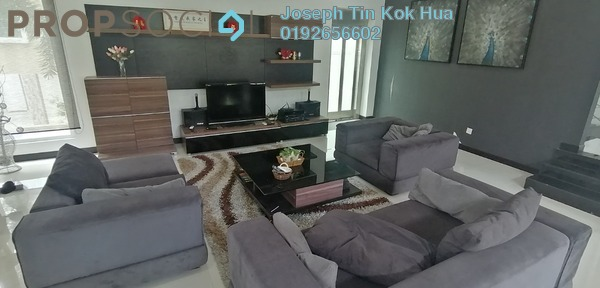 Bungalow For Rent in Taman OUG, Old Klang Road Freehold Fully Furnished 6R/8B 15k